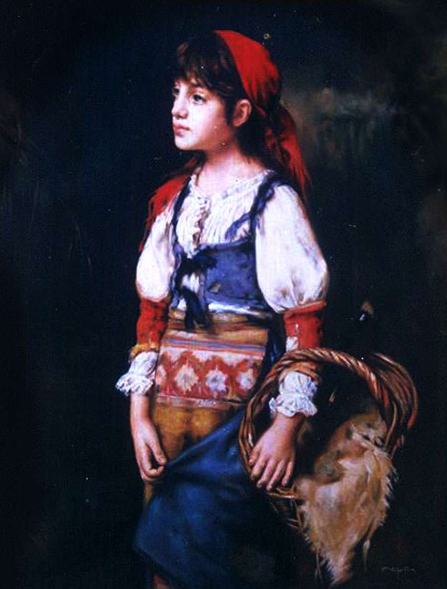 basket-girl