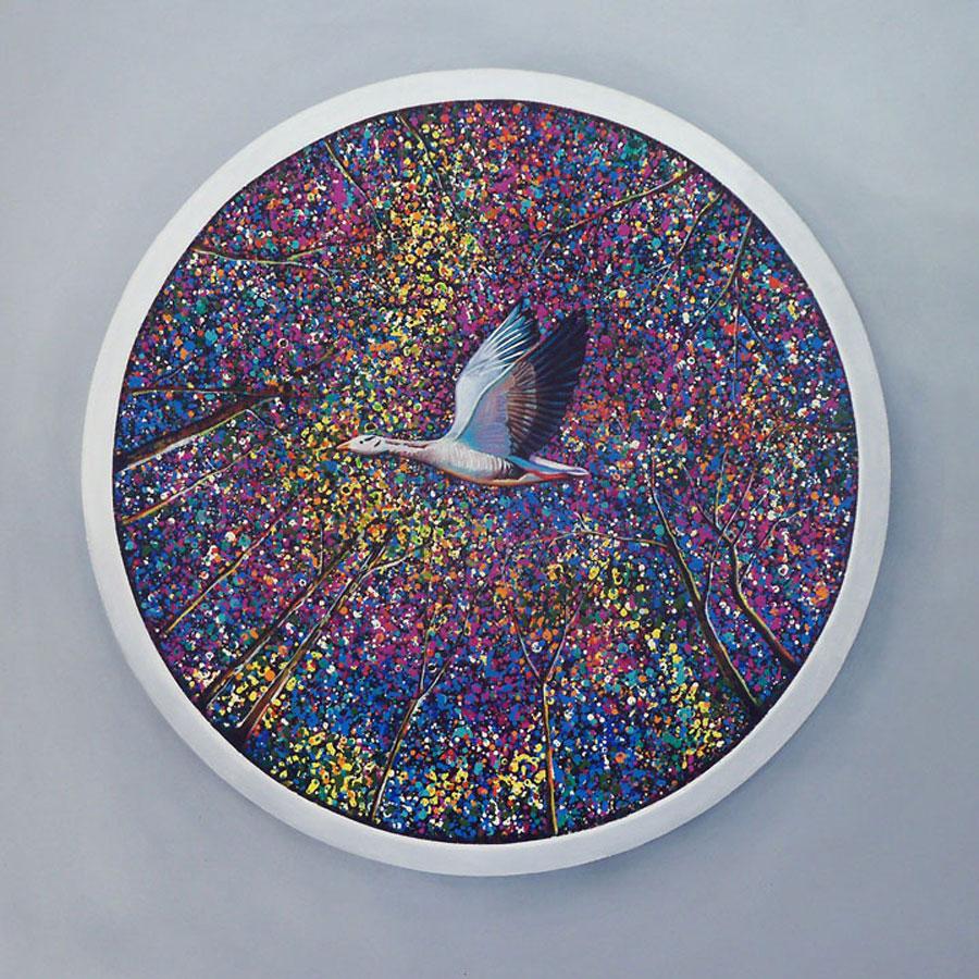 journy-to-wisdom-24''-24''-acrylic-on-canvas--INR---15000