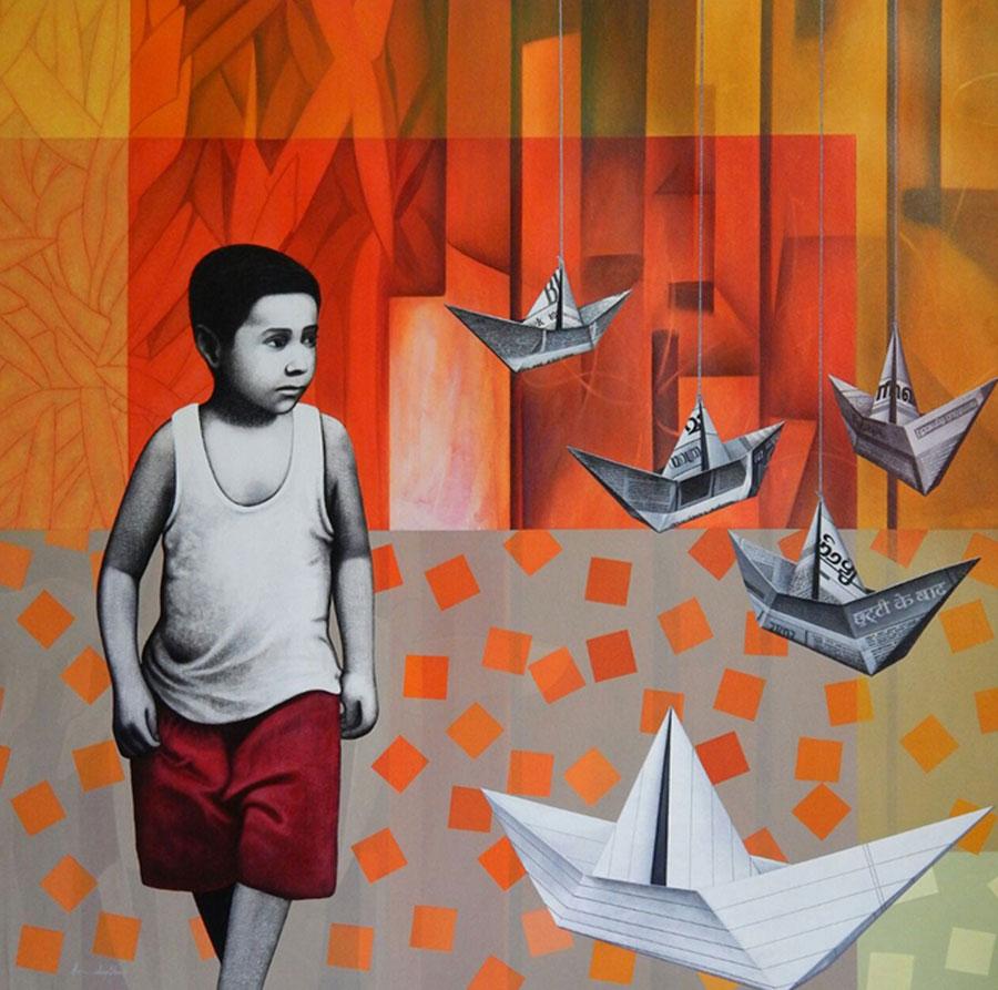nostalgia------acrylic-on-canvas-44''-x-44''-------38000-rtytyty